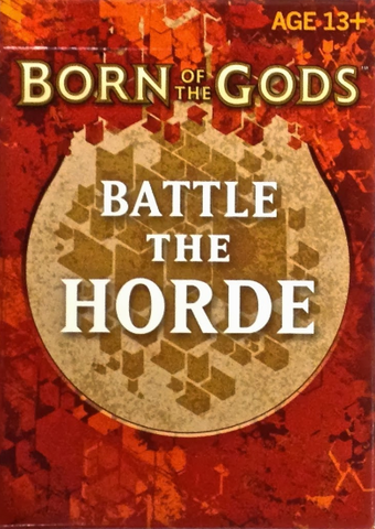 Magic the Gathering: Born of the Gods - Battle the Horde Challenge Deck
