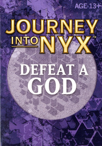 Magic the Gathering: Journey into Nyx - Defeat a God (Challenge Deck)