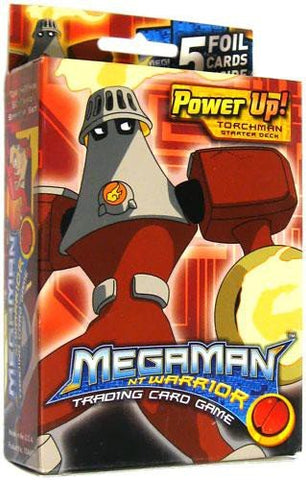 Mega Man TCG - Power Up! Starter Deck Torch Villain