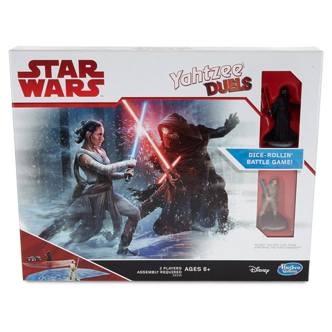 Yahtzee: Star Wars Duels Game Box