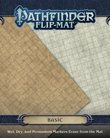 Pathfinder RPG - Flip Mat: Basic