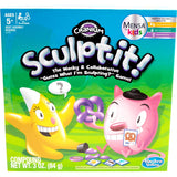 Cranium: Sculpt-It Game Box