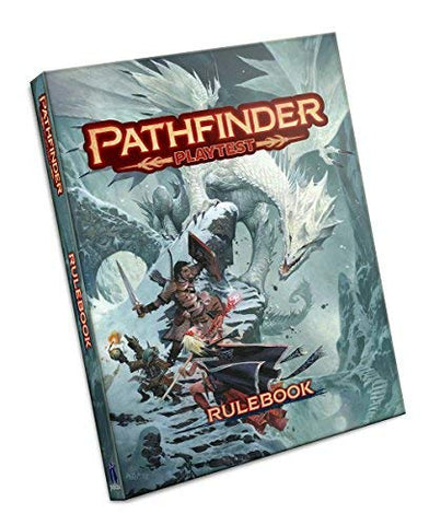 Pathfinder RPG: Playtest Rulebook