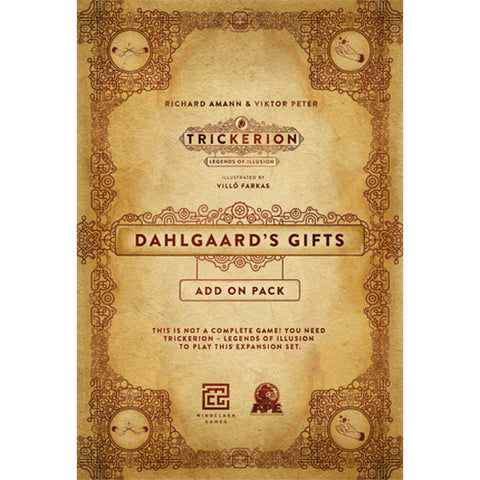 Trickerion: Dahlgaards Gifts