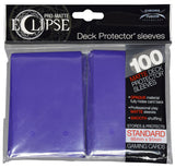 Royal Purple Pro-Matte Eclipse Deck Sleeves
