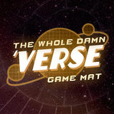 Firefly: The Game - The Whole Damn 'Verse Vinyl Game Mat