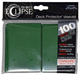 Forest Green Pro-Matte Eclipse Deck Sleeves