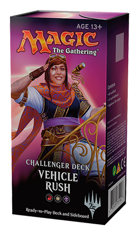 Magic the Gathering: Vehicle Rush (Challenger Deck)
