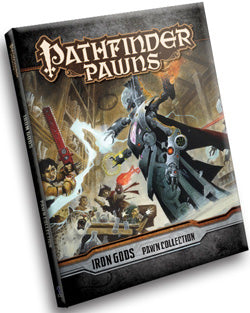 Pathfinder RPG: Iron Gods (Pawns Collection)
