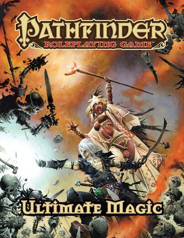 Pathfinder RPG: Ultimate Magic Book