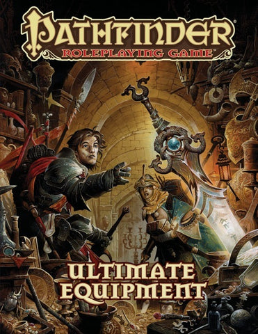 Pathfinder RPG: Ultimate Equipment Book