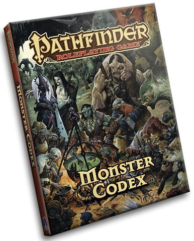 Pathfinder RPG: Monster Codex