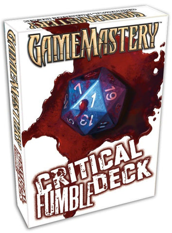 Pathfinder RPG: Gamemastery - Critical Fumble Deck