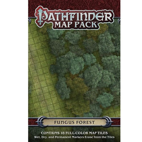 Pathfinder RPG - Map Pack: Fungas Forest