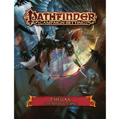 Pathfinder RPG - Campaign Setting: Cheliax The Infernal Empire