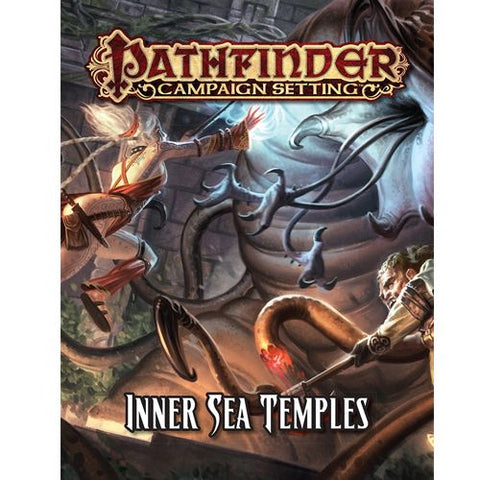 Pathfinder RPG - Campaign Setting: Inner Sea Temples