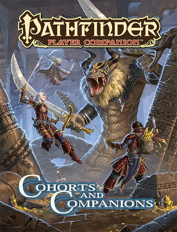 Pathfinder RPG - Player Companion: Cohorts and Companions