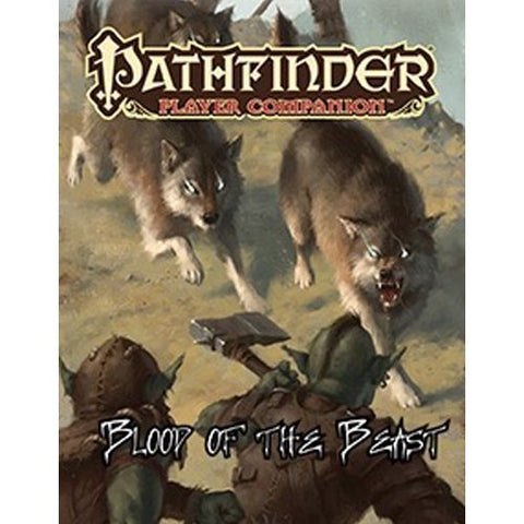Pathfinder RPG - Player Companion: Blood of the Beast