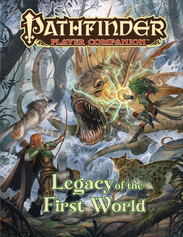 Pathfinder RPG - Player Companion: Legacy of the First World