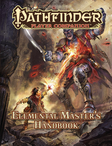 Pathfinder RPG - Player Companion: Elemental Master's Handbook