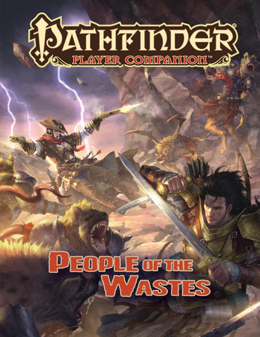 Pathfinder RPG - Player Companion: People of the Wastes
