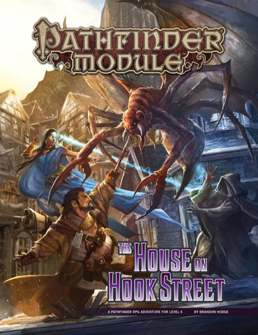 Pathfinder RPG - Module: The House on Hook Street