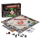 Monopoly: Ghostbusters Game Box
