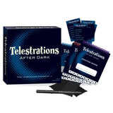 Telestrations: After Dark (Adult Party Game) Game Box