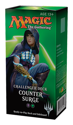 Magic the Gathering: Counter Surge (Challenger Deck)