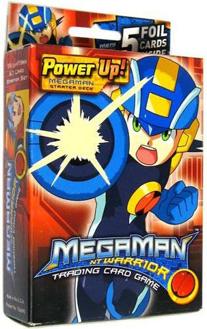 Mega Man TCG - Power Up! Starter Deck Mega Man