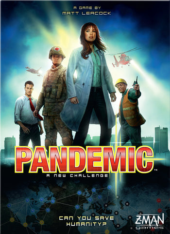 Pandemic Game Box