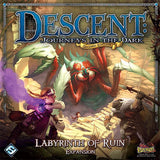 Descent: Journeys in the Dark (2nd Edition) - Labyrinth of Ruin Expansion