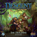Descent: Journeys in the Dark (2nd Edition) - The Trollfens Expansion