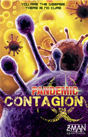 Pandemic: Contagion Game Box