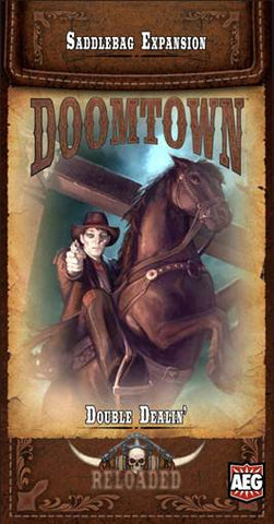 Doomtown: Reloaded - Double Dealin'