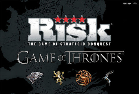 Risk: Game of Thrones Game Box