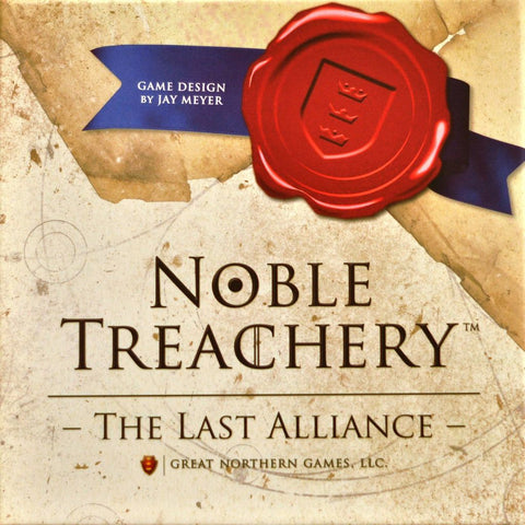 Noble Treachery: The Last Alliance