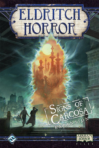 Eldritch Horror: Signs of Carcosa Game Box