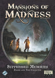 Mansions of Madness 2nd Edition: Suppressed Memories Figure and Tile Collection