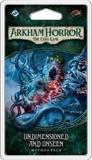 Arkham Horror: The Card Game (LCG) - Undimensioned and Unseen Mythos Pack