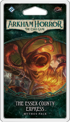 Arkham Horror: The Card Game (LCG) - The Essex County Express Mythos Pack