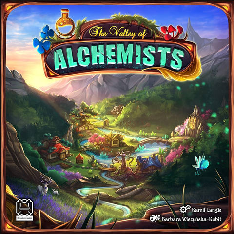 The Valley of Alchemists: Ghost Expansion