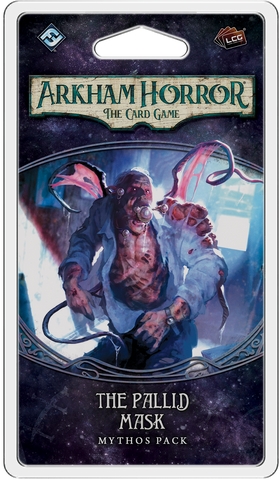 Arkham Horror: The Card Game (LCG) - The Pallid Mask Mythos Pack