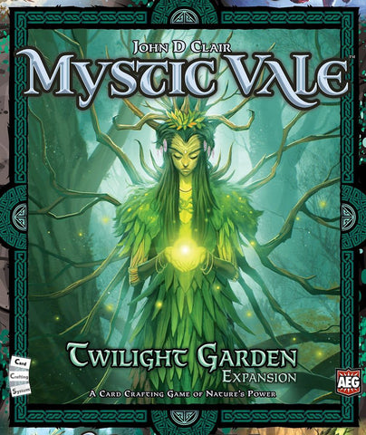 Mystic Vale: Twilight Garden Expansion