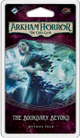 Arkham Horror: The Card Game (LCG) - The Boundary Beyond Mythos Pack