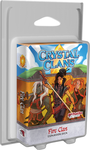 Crystal Clans: Fire Clan Expansion Deck