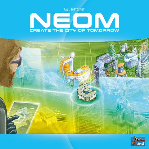 Neom: Create the City of Tomorrow