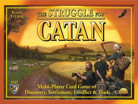 Catan: Struggle for Catan