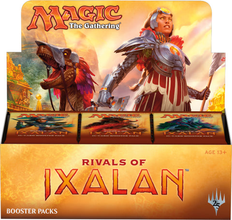 Magic the Gathering: Rivals of Ixalan (Booster Box)