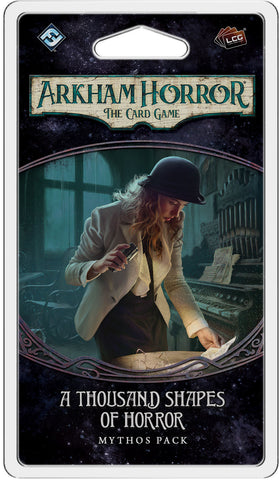 Arkham Horror Lcg: A Thousand Shapes Of Horror Mythos Pack